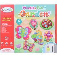 Výroba magnetů zahrada