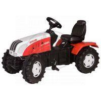 Rolly Toys Šlapací traktor Steyr CVT 170 červenobílý