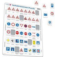 Larsen Puzzle Dopravné značky