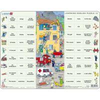 Larsen Puzzle Hodina angličtiny 10