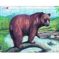 Larsen puzzle Medvěd hnědý