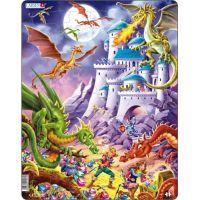 Larsen Puzzle Pohádkoví draci