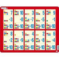 Larsen Puzzle Sčítání do 10 II.