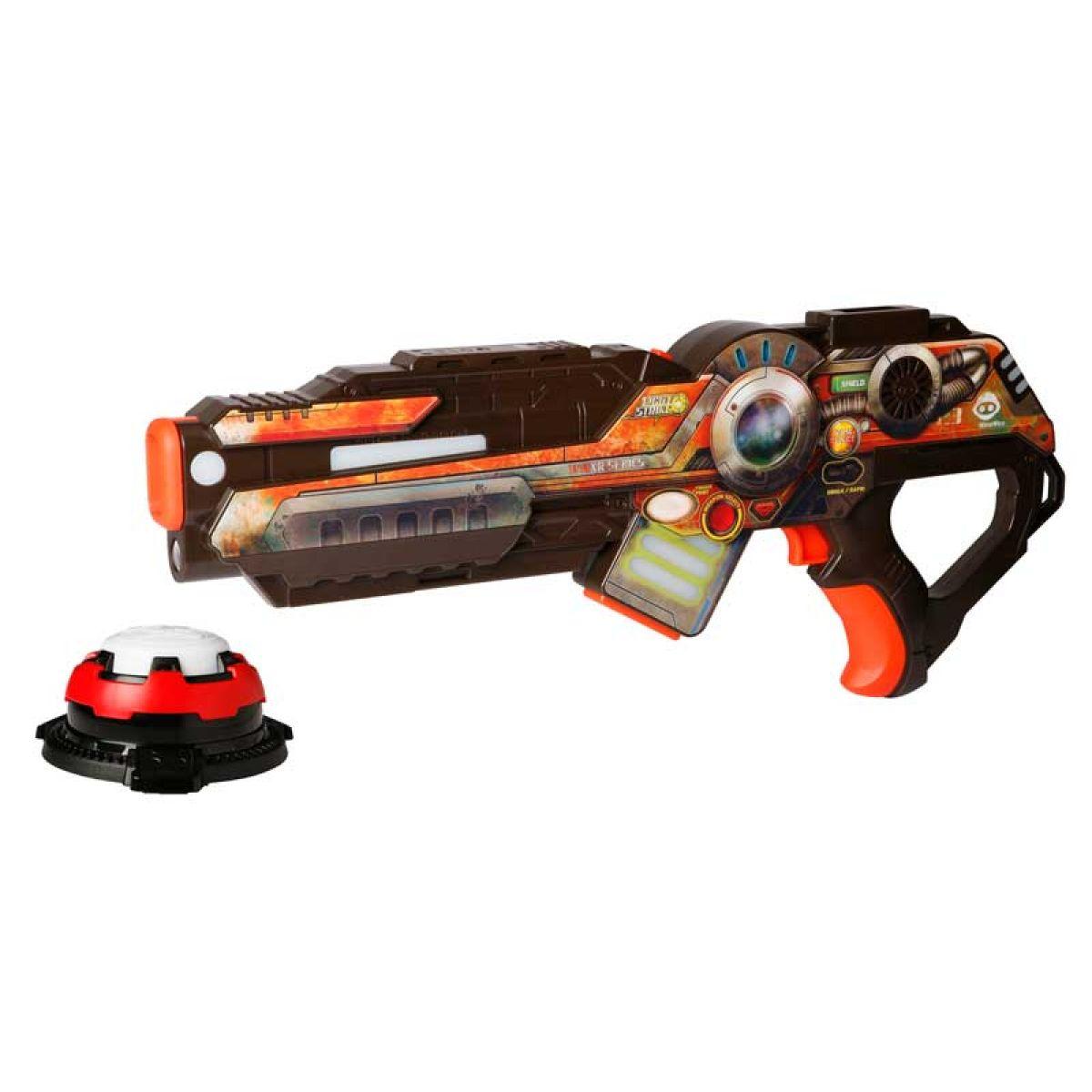 Laser Game - Light Strike - zbraň 1 oranžová
