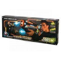 Laser Game - Light Strike - zbraň 1 oranžová 2