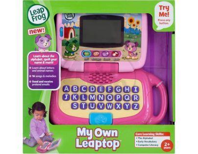 Leapfrog Můj první Leaptop Fialový