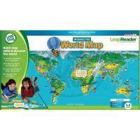 Leapfrog Poznáváme mapu světa