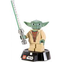 LEDlite LEGO Star Wars Yoda stolní lampa