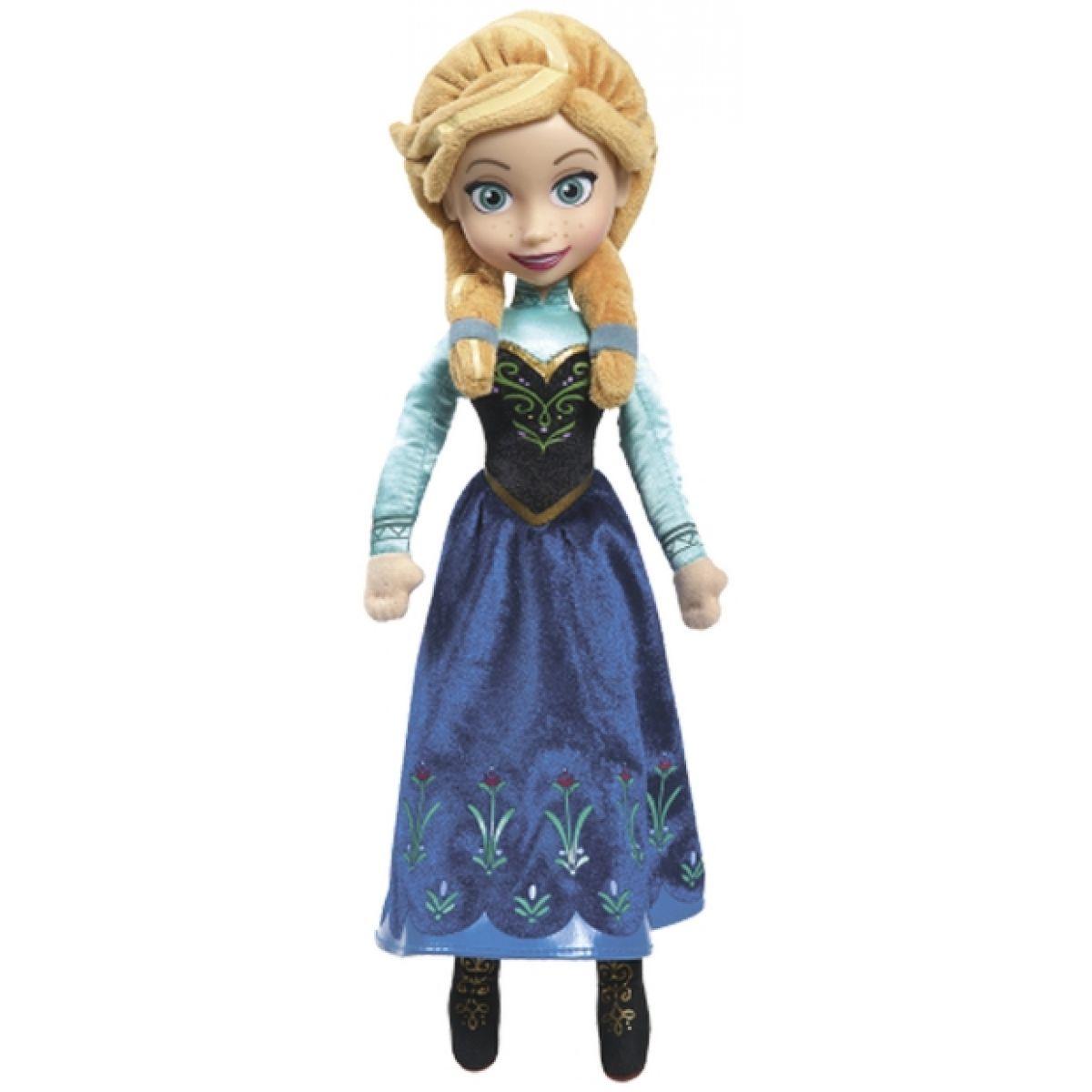 Ledové království - Zpívající plyšová panenka - Anna