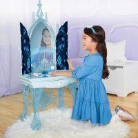 Black Fire Ledové království II Elsin ledový kosmetický stolek 5