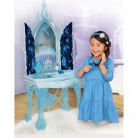 Black Fire Ledové království II Elsin ledový kosmetický stolek 6