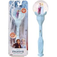Black Fire Ledové království II Hudební sněhová hůlka s Annou a Elsou