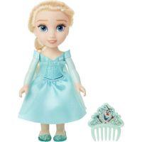 Black Fire Ledové království II panenka 15 cm s hřebínkem Elsa