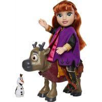 Black Fire Ledové království II sada panenka Anna a kamarádi 2