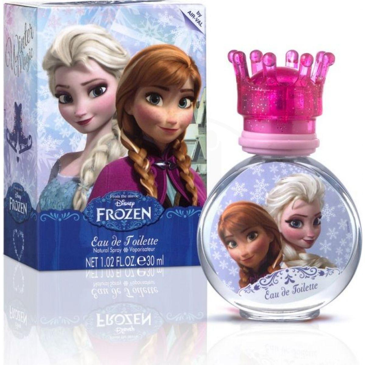 EP Line Disney Frozen toaletní voda dětská 30 ml