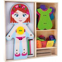 Legler Oblékací panenka s pomocí vyšívání 2
