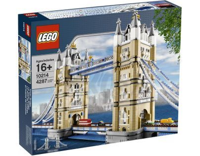 LEGO 10214 Londýnský most Tower Bridge