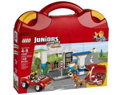 LEGO Kostičky 10659 Modrý kufřík