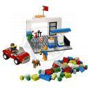 LEGO Kostičky 10659 Modrý kufřík 3