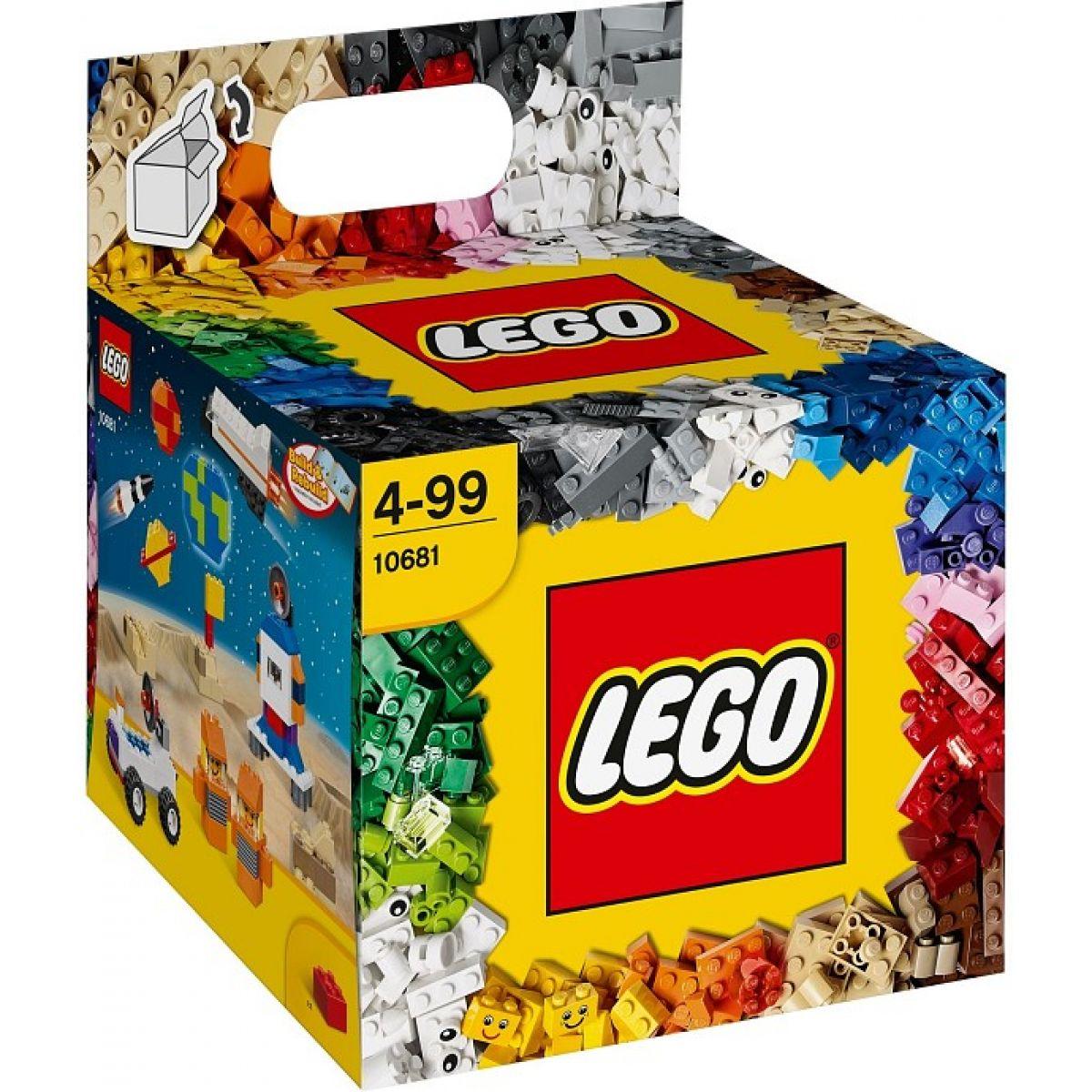 LEGO Kostičky 10681 - LEGO® Kreativní sestavitelná krychle
