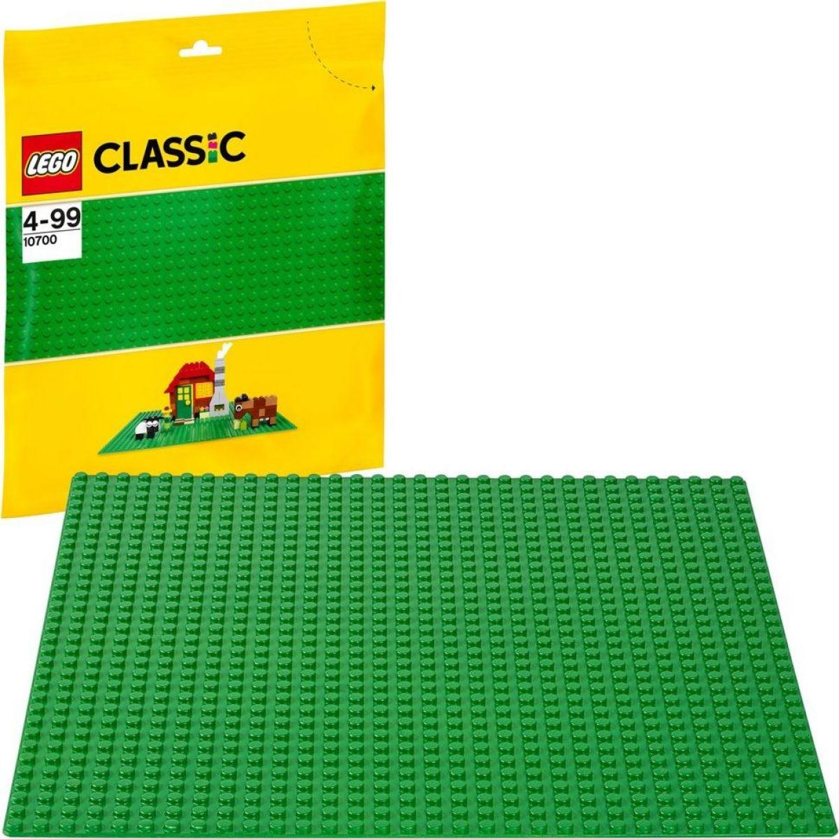 LEGO® 10700 Zelená podložka na stavění