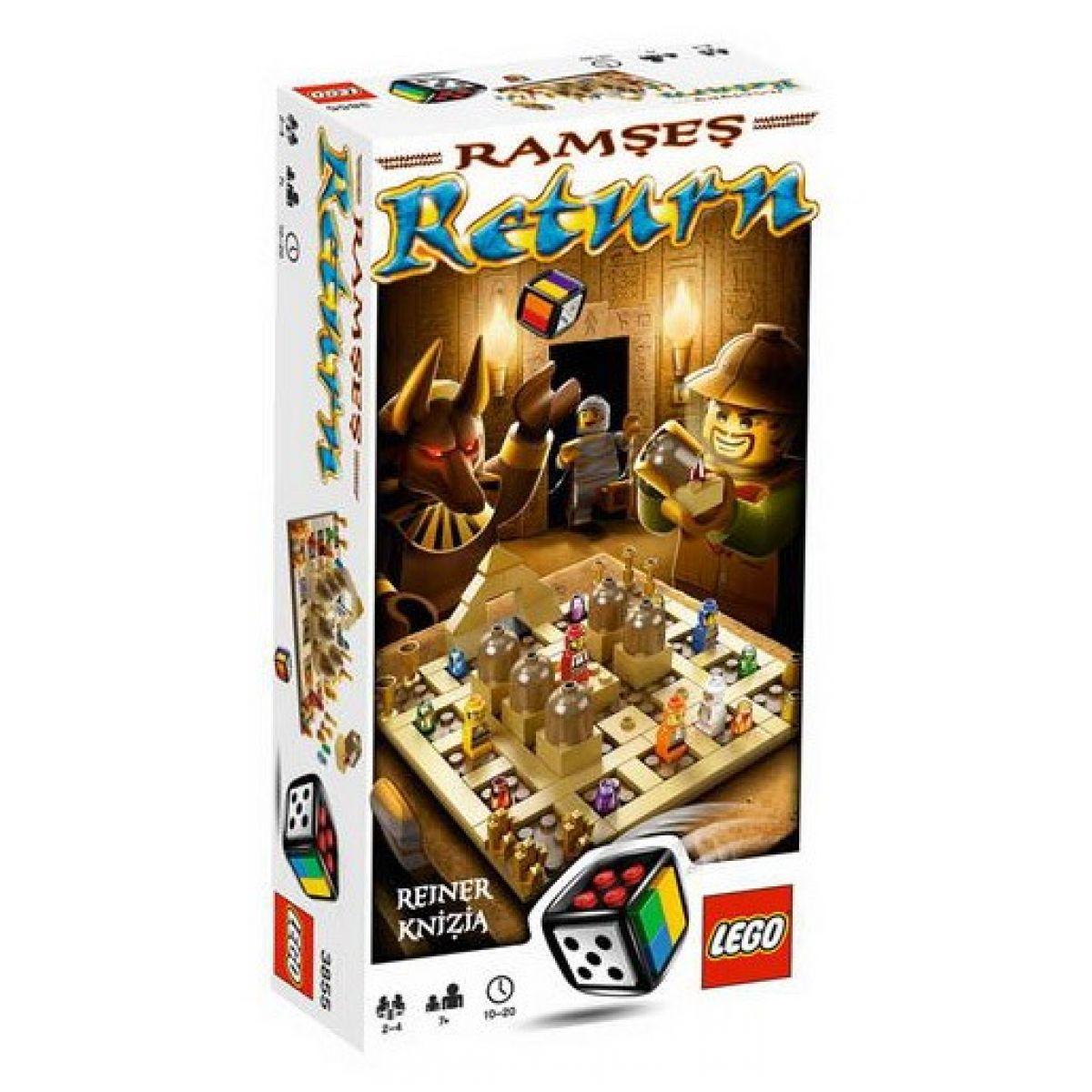 LEGO 3855 Ramses se vrací
