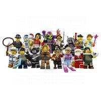 LEGO 8833 Sběratelské Minifigurky, 8. série 2