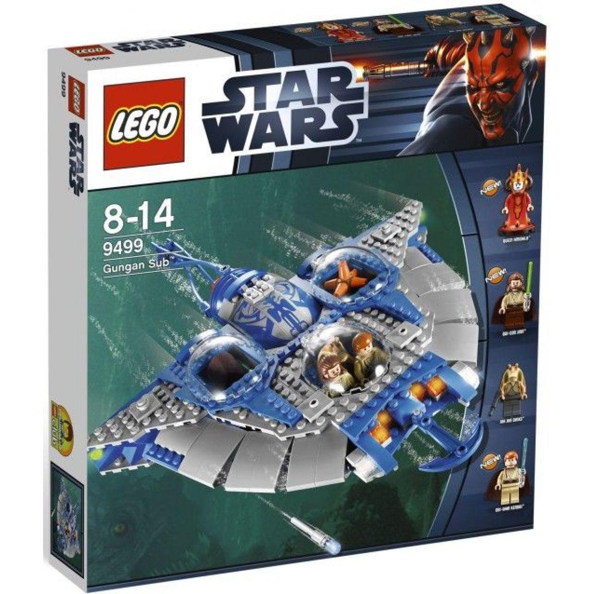 LEGO STAR WARS 9499 Gungan Sub™ (Gunganská ponorka)