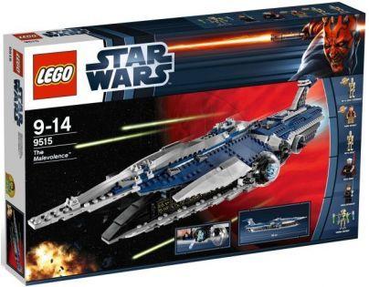 LEGO STAR WARS 9515 The Malevolence™ (Bojová loď)