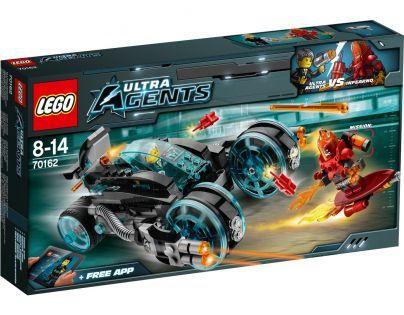 LEGO Agents 70162 - Pekelné přepadení