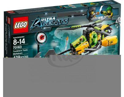 LEGO Agents 70163 - Toxikitovo toxické rozpuštění