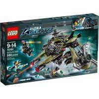 LEGO Agents 70164 - Úder hurikánu