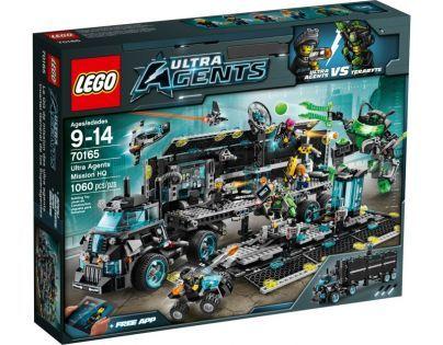 LEGO Agents 70165 - Centrála ultra agentů misí