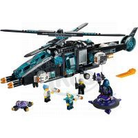 LEGO Agents 70170 - UltraCopter vs. AntiMatter 2