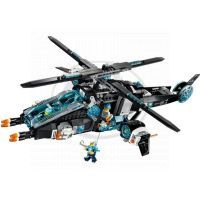 LEGO Agents 70170 - UltraCopter vs. AntiMatter 3