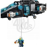 LEGO Agents 70170 - UltraCopter vs. AntiMatter 4