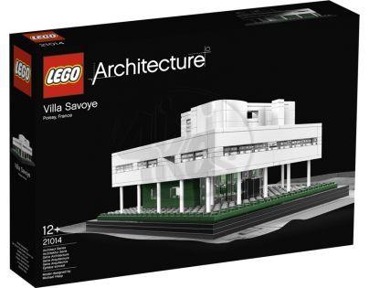 LEGO Architecture 21014 - Vila Savoye