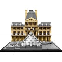 LEGO Architecture 21024 Louvre 2