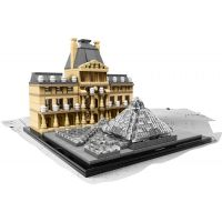 LEGO Architecture 21024 Louvre 3