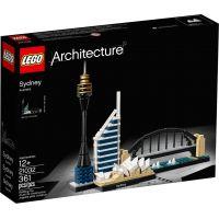 LEGO Architecture 21032 Sydney - Poškozený obal