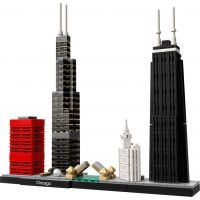 LEGO Architecture 21033 Chicago 2