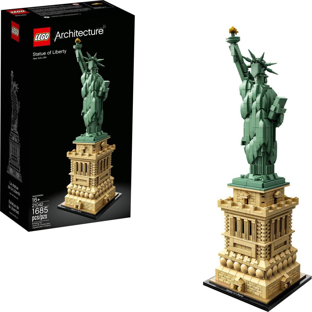 LEGO� Architecture 21042 Socha Svobody