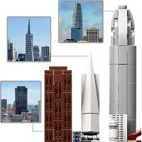 LEGO® Architecture 21043 San Francisco 4