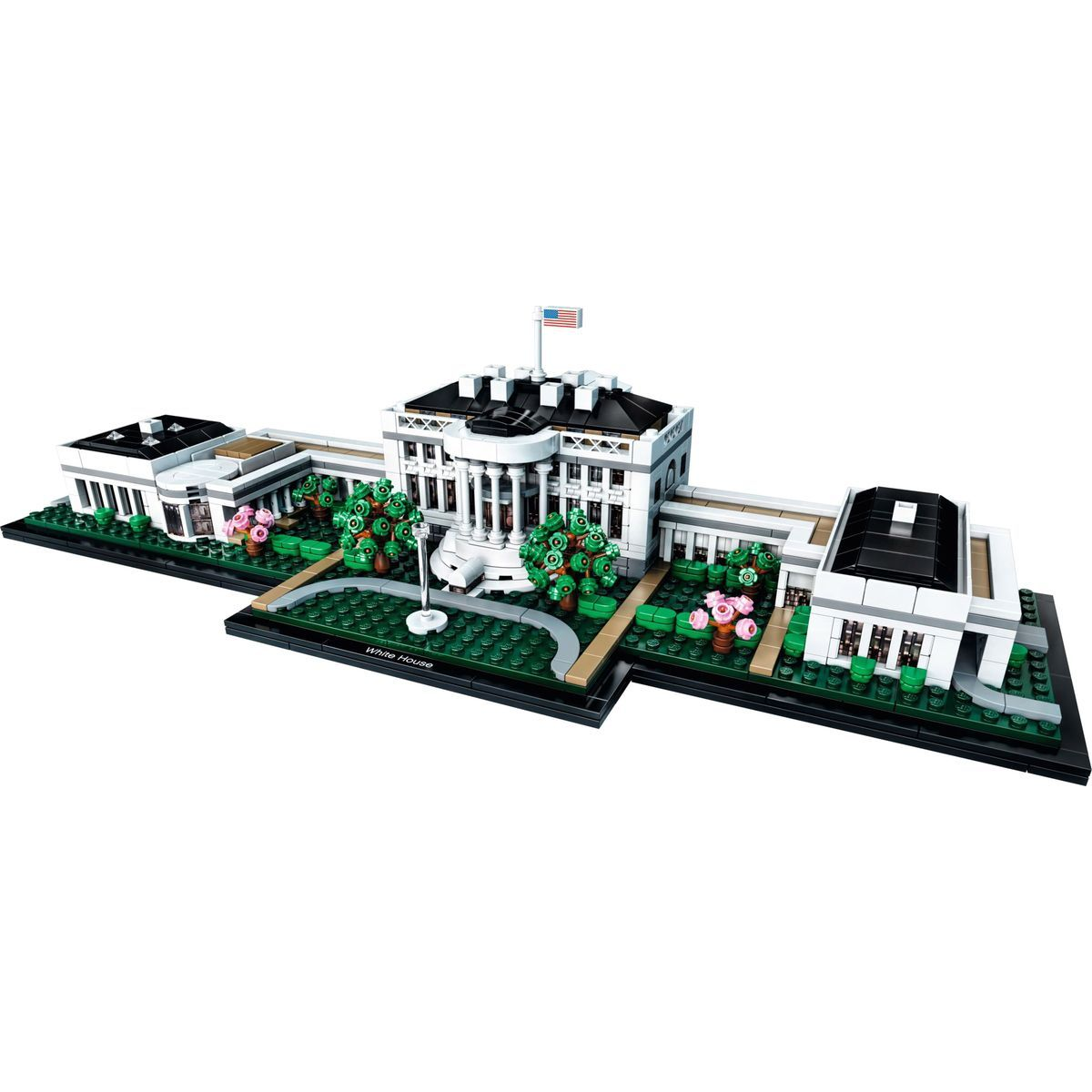 LEGO Architecture 21054 Bílý dům