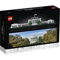 LEGO Architecture 21054 Bílý dům 4