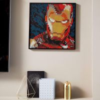 Lego Art Iron Man 4