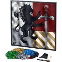 LEGO ART 31201 Harry Potter™ Erby koľají