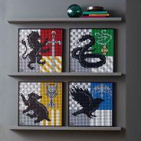 LEGO ART 31201 Harry Potter™ Erby bradavických kolejí 3