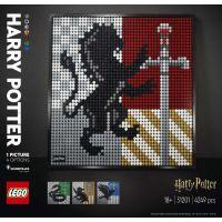 LEGO ART 31201 Harry Potter™ Erby bradavických kolejí 2