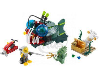 LEGO Atlantis 7978 Útok mořského ďasa